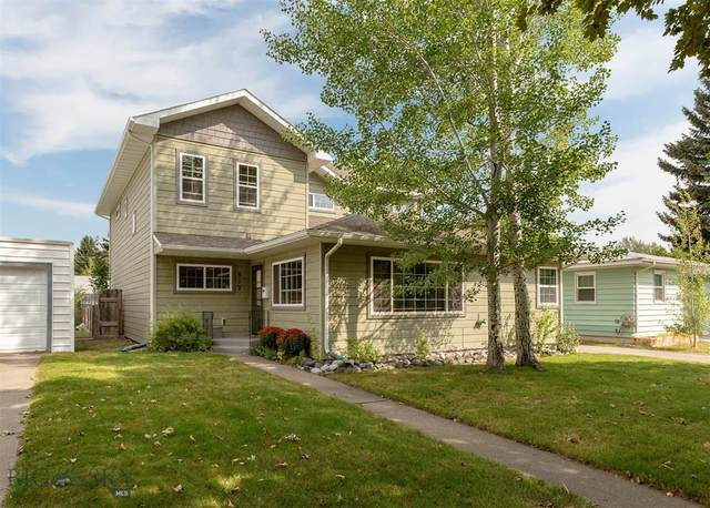 517 S 11th, Livingston, MT 59047 (MLS #350451) :: Hart Real Estate Solutions
