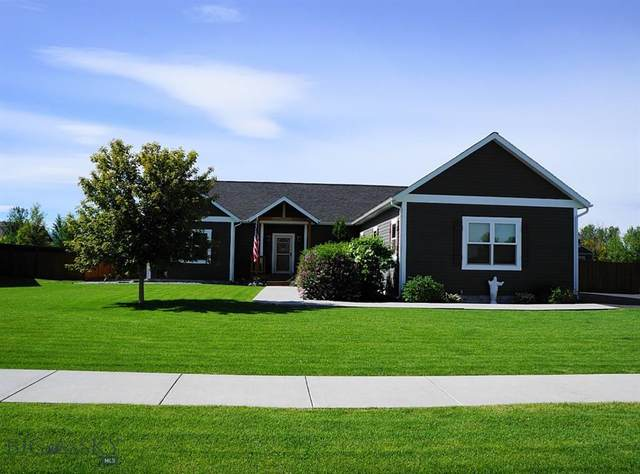 92 Baker Street, Belgrade, MT 59714 (MLS #350457) :: L&K Real Estate