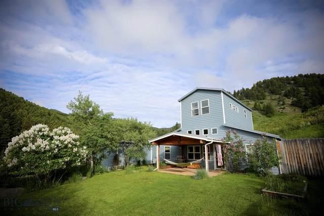 478 O Rea Creek, Livingston, MT 59047 (MLS #350463) :: Montana Life Real Estate