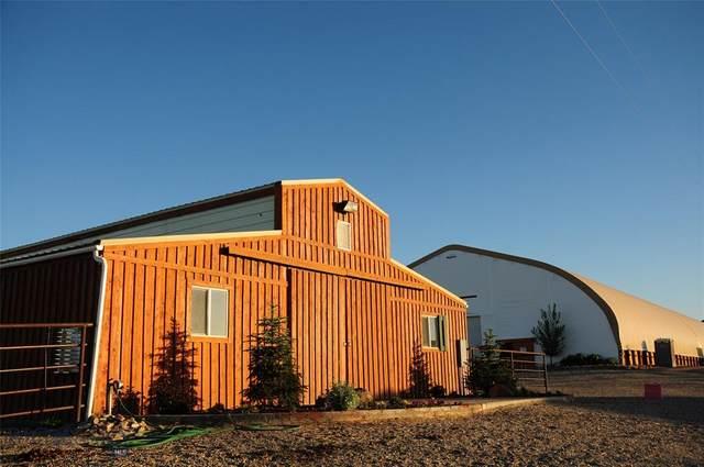 1261 Frying Pan Road, Dillon, MT 59725 (MLS #350466) :: Montana Home Team
