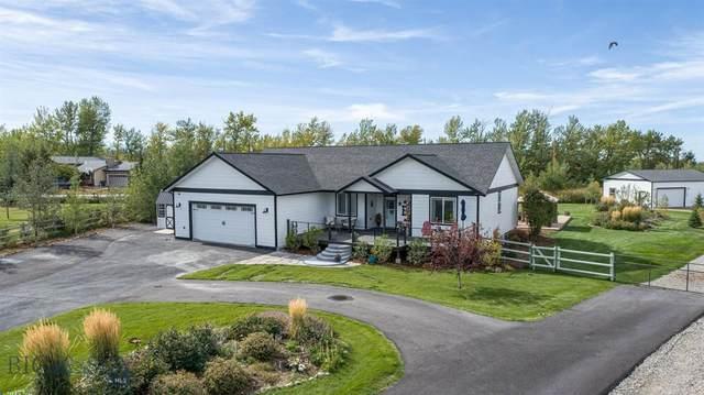 95 Myles Road, Bozeman, MT 59718 (MLS #350471) :: Hart Real Estate Solutions