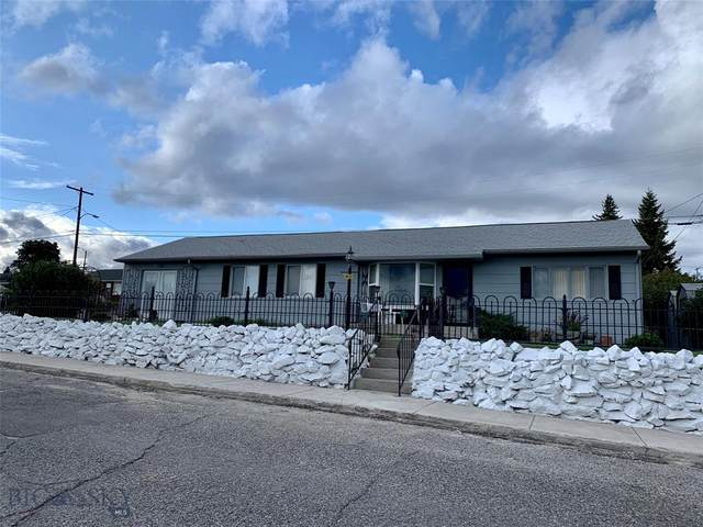 735 Missoula Avenue, Butte, MT 59701 (MLS #350489) :: Black Diamond Montana