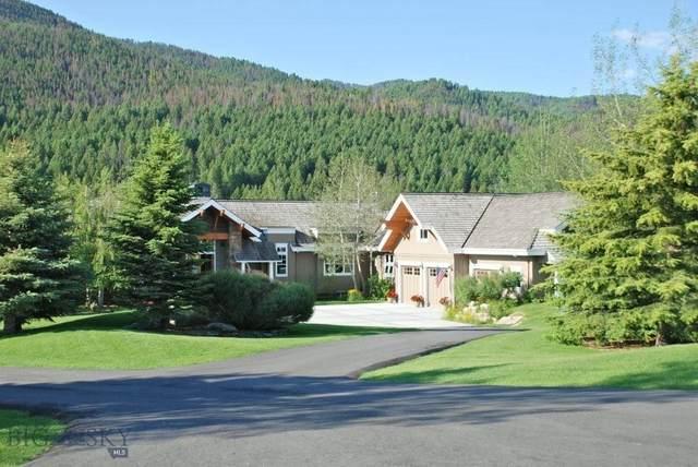 487 Wintergreen Lane, Bozeman, MT 59715 (MLS #350494) :: L&K Real Estate