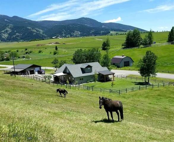 7001 Sypes Canyon, Bozeman, MT 59715 (MLS #350496) :: L&K Real Estate