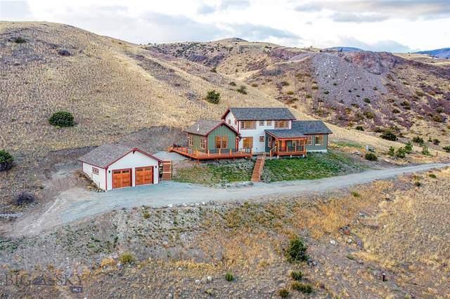 9 Sapphire Lane, Emigrant, MT 59027 (MLS #350498) :: Hart Real Estate Solutions
