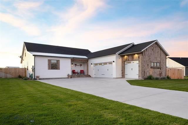 335 Caitlin Rd, Bozeman, MT 59718 (MLS #350513) :: Montana Home Team