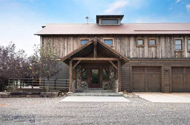 12 Sunflower Lane, Livingston, MT 59047 (MLS #350516) :: Hart Real Estate Solutions