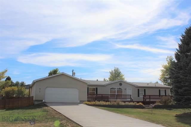 615 E Birch Street, Three Forks, MT 59752 (MLS #350522) :: Montana Life Real Estate