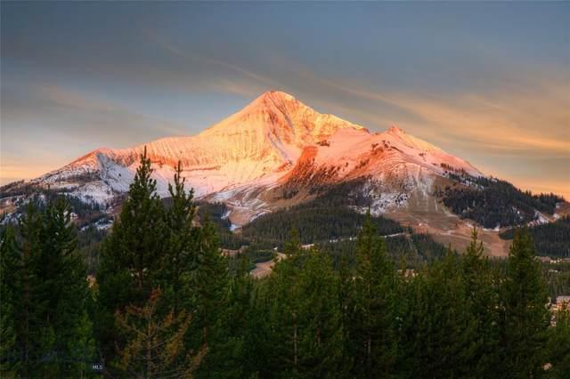 89 Summit View Drive, Big Sky, MT 59716 (MLS #350526) :: Black Diamond Montana