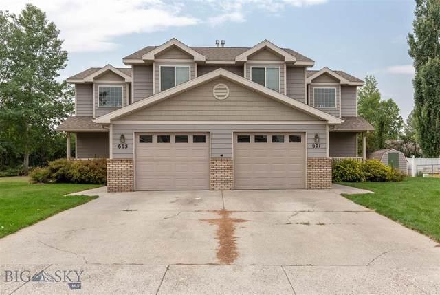 605 Prairie Avenue, Bozeman, MT 59718 (MLS #350539) :: L&K Real Estate