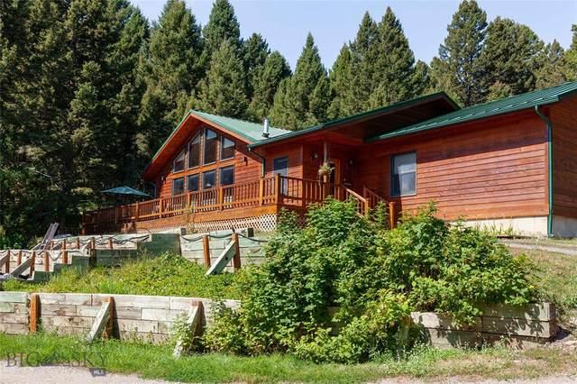 95 Hyalite Creek Road, Emigrant, MT 59027 (MLS #350564) :: Montana Home Team