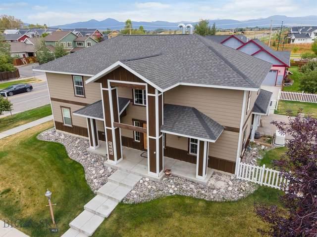 4002 Bosal Street, Bozeman, MT 59718 (MLS #350566) :: Montana Life Real Estate