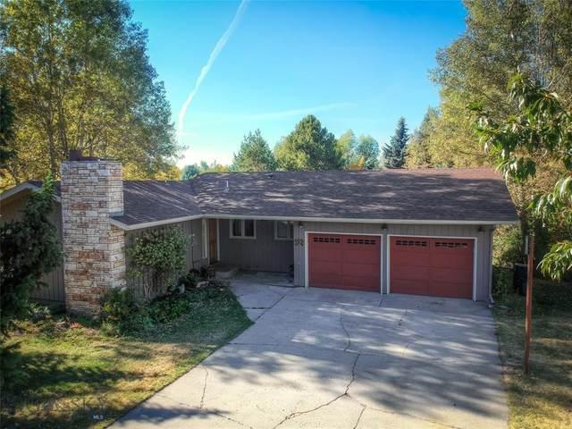 207 Circle Drive, Bozeman, MT 59715 (MLS #350586) :: L&K Real Estate