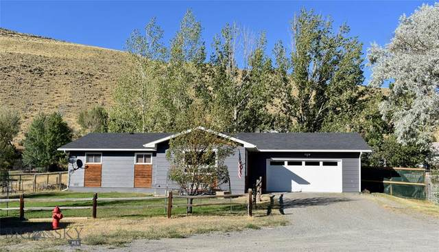 14 Peters Lane, Gardiner, MT 59030 (MLS #350592) :: Black Diamond Montana