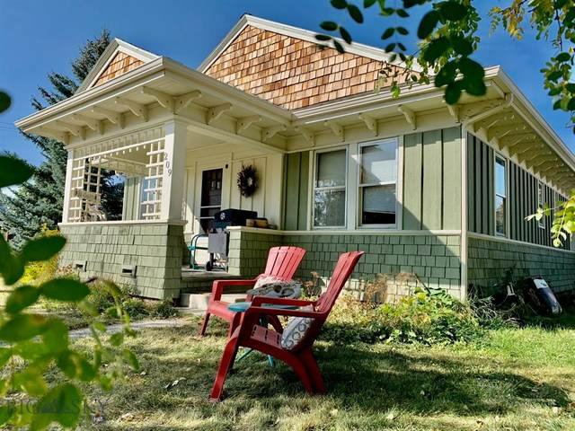 209 Bozeman Street, Gallatin Gateway, MT 59730 (MLS #350607) :: Montana Life Real Estate
