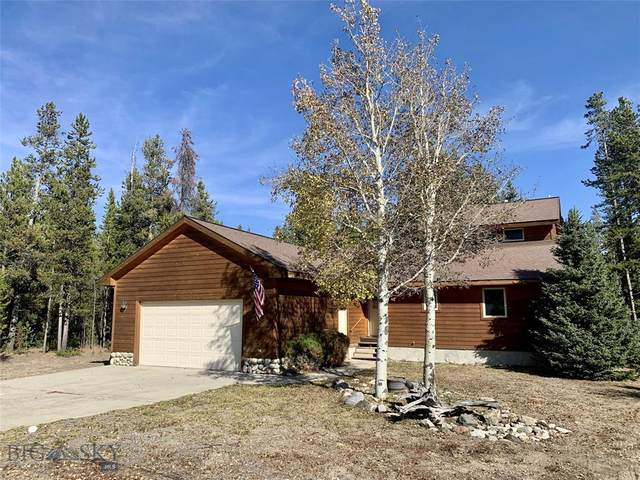 704 N Electric Street, West Yellowstone, MT 59758 (MLS #350609) :: L&K Real Estate