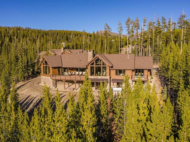 24 Little Thunder Road, Big Sky, MT 59716 (MLS #350616) :: Montana Life Real Estate