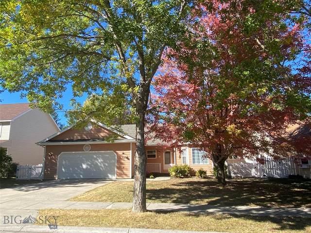 1125 Brentwood, Bozeman, MT 59718 (MLS #350643) :: Montana Life Real Estate