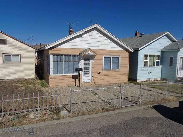 1020 E Park Avenue, Anaconda, MT 59711 (MLS #350644) :: Hart Real Estate Solutions