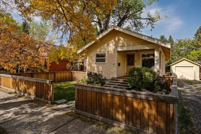 407 W Harrison St, Bozeman, MT 59715 (MLS #350657) :: L&K Real Estate