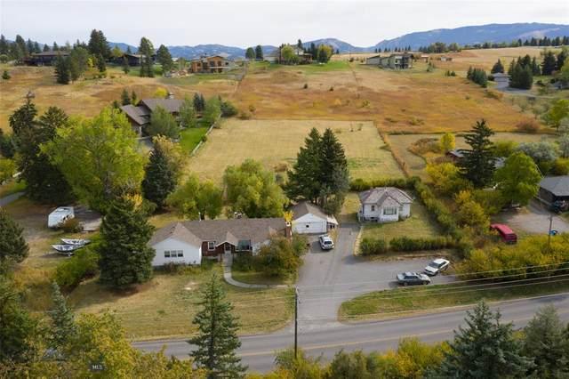 3144,3146 Sourdough Road, Bozeman, MT 59715 (MLS #350665) :: Montana Home Team