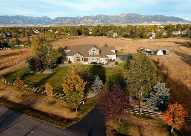 172 Alton Way, Bozeman, MT 59718 (MLS #350676) :: L&K Real Estate