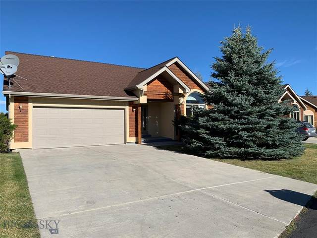 737 Lazy M Street #8, Red Lodge, MT 59068 (MLS #350680) :: Montana Home Team