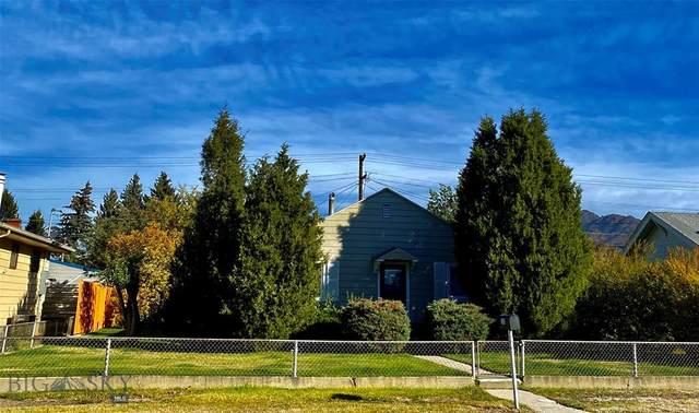 2307 Princeton Street, Butte, MT 59701 (MLS #350686) :: Montana Life Real Estate
