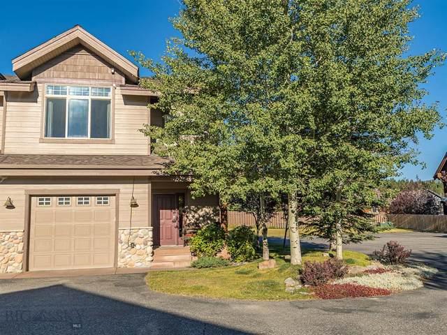 299 Ousel Falls #3, Big Sky, MT 59716 (MLS #350687) :: L&K Real Estate