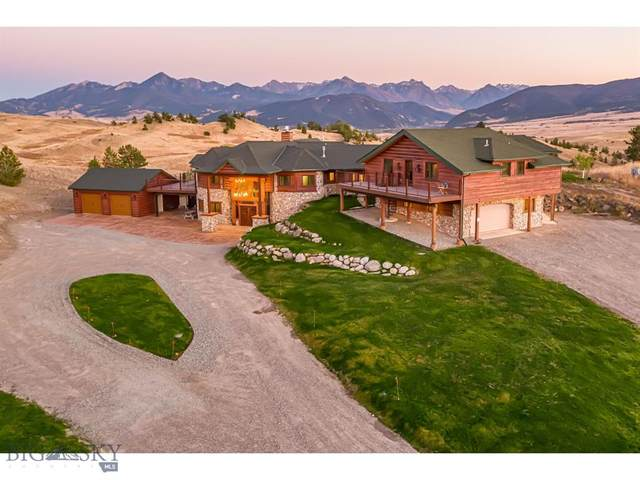 234 Fleshman Creek Road, Livingston, MT 59047 (MLS #350700) :: Black Diamond Montana