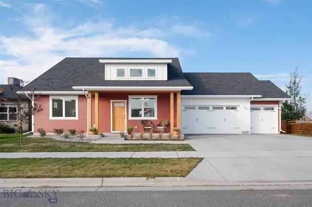 4103 Sunstone Drive, Bozeman, MT 59718 (MLS #350733) :: L&K Real Estate