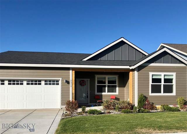 2973 Autumn Grove Street, Bozeman, MT 59718 (MLS #350744) :: Montana Life Real Estate