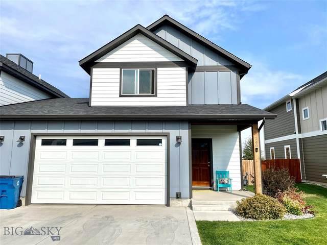 299 Ramshorn Peak, Bozeman, MT 59718 (MLS #350763) :: Montana Life Real Estate