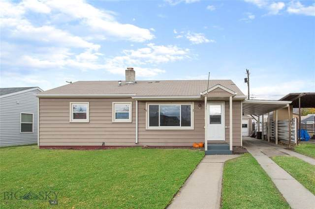 2825 Moulton Street, Butte, MT 59701 (MLS #350768) :: Montana Home Team