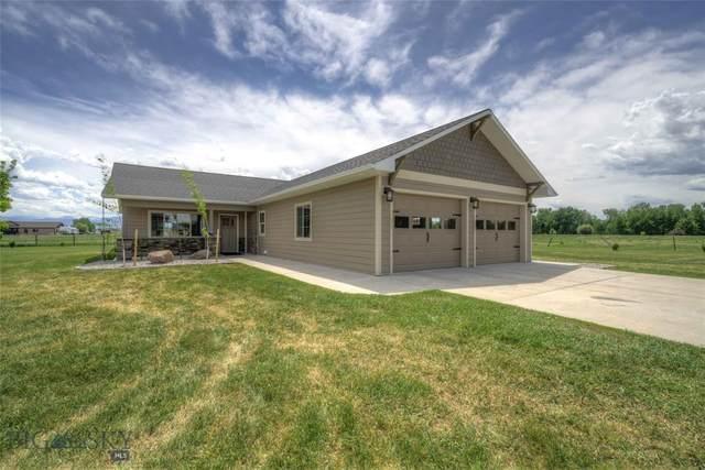 91 T Bird Lane, Bozeman, MT 59718 (MLS #350784) :: Montana Life Real Estate