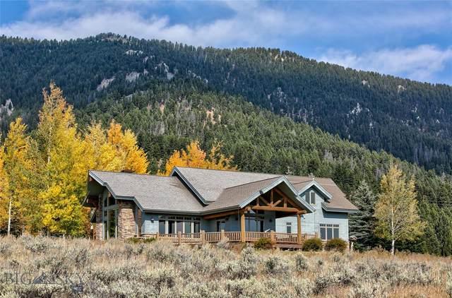 2080 Two Gun White Calf Road, Big Sky, MT 59716 (MLS #350785) :: Montana Home Team