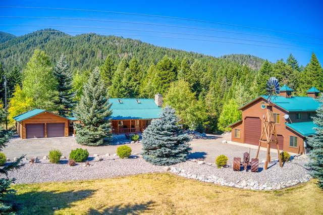 65 Dier Lane, Gallatin Gateway, MT 59730 (MLS #350788) :: Montana Life Real Estate