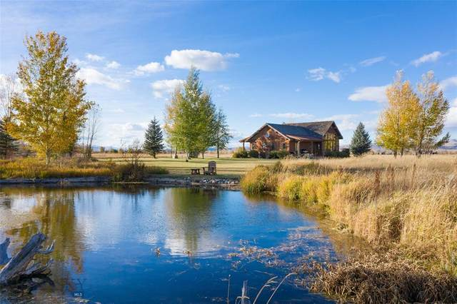 60 E Morgan Pond Road, Manhattan, MT 59741 (MLS #350809) :: L&K Real Estate