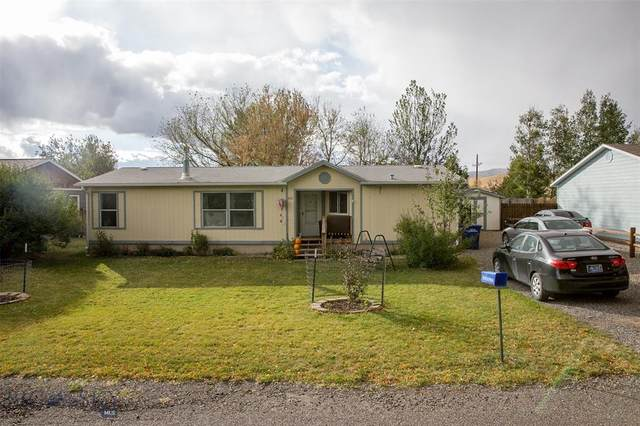 207 Ash Lane, Livingston, MT 59047 (MLS #350842) :: Black Diamond Montana