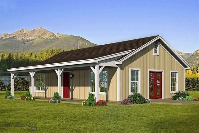 16 Hilltop Trail, Ennis, MT 59729 (MLS #350845) :: L&K Real Estate