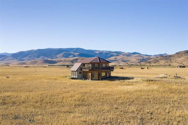 114 Inverness Road, Livingston, MT 59047 (MLS #350852) :: Montana Home Team