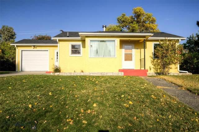 618 N 2nd, Livingston, MT 59047 (MLS #350859) :: Coldwell Banker Distinctive Properties