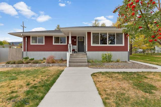517 N 10th, Livingston, MT 59047 (MLS #350860) :: Montana Life Real Estate