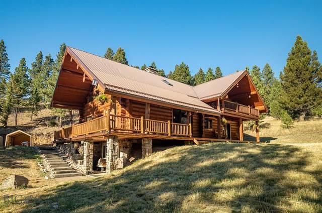 225 Muskrat Creek Road, Boulder, MT 59632 (MLS #350869) :: L&K Real Estate