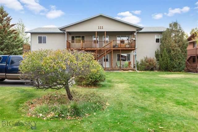 111 S Yellowstone Avenue #1, Bozeman, MT 59718 (MLS #350882) :: L&K Real Estate