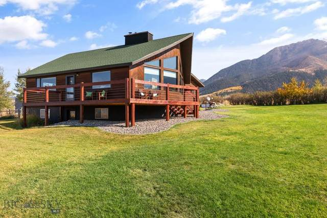 64 Deep Creek Bench, Livingston, MT 59047 (MLS #350919) :: Black Diamond Montana