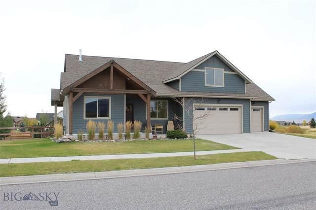 3121 Parkway Avenue, Bozeman, MT 59718 (MLS #350920) :: L&K Real Estate