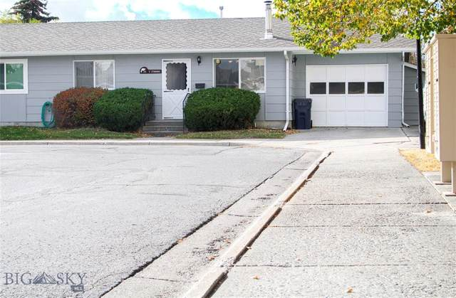 1120 W Babcock Street W #25, Bozeman, MT 59715 (MLS #350929) :: Montana Life Real Estate
