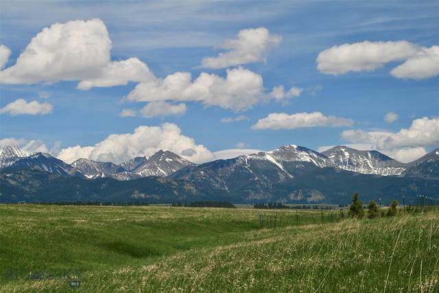Tract 2 Robinson Bench Road, Clyde Park, MT 59015 (MLS #350930) :: L&K Real Estate