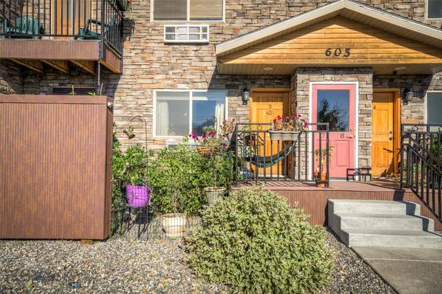 605 N N #3, Livingston, MT 59047 (MLS #350953) :: Coldwell Banker Distinctive Properties